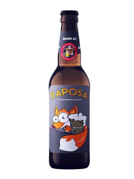 Raposa (Cerveza Brown Ale)