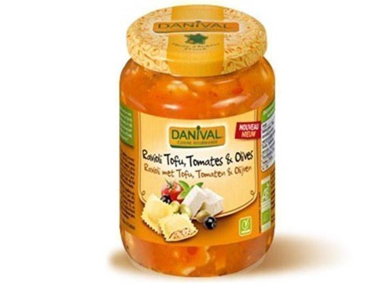 Raviolis Rellenos Tofu, 1 ud