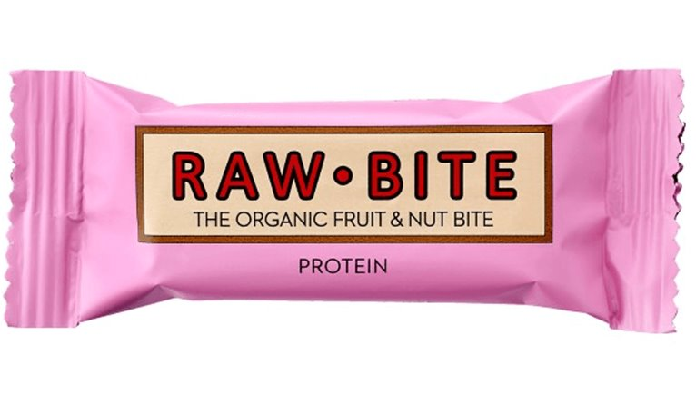 Raw-Bite Proteínas, 30 gr