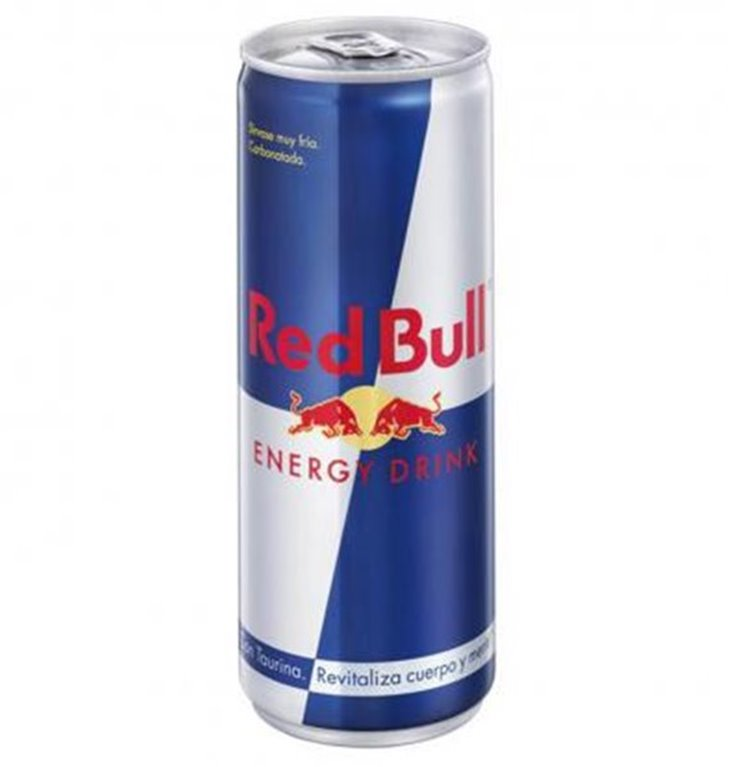 Red Bull, 1 ud