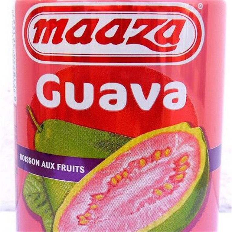 Refresco de guayaba 33ml pack de 24 latas
