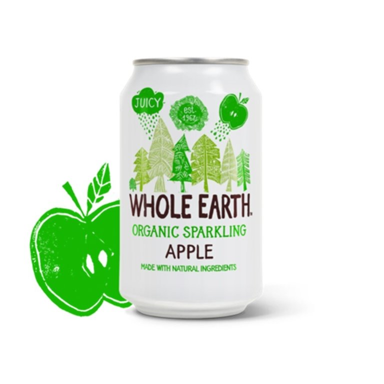 Organic Apple Soft Drink 330ml