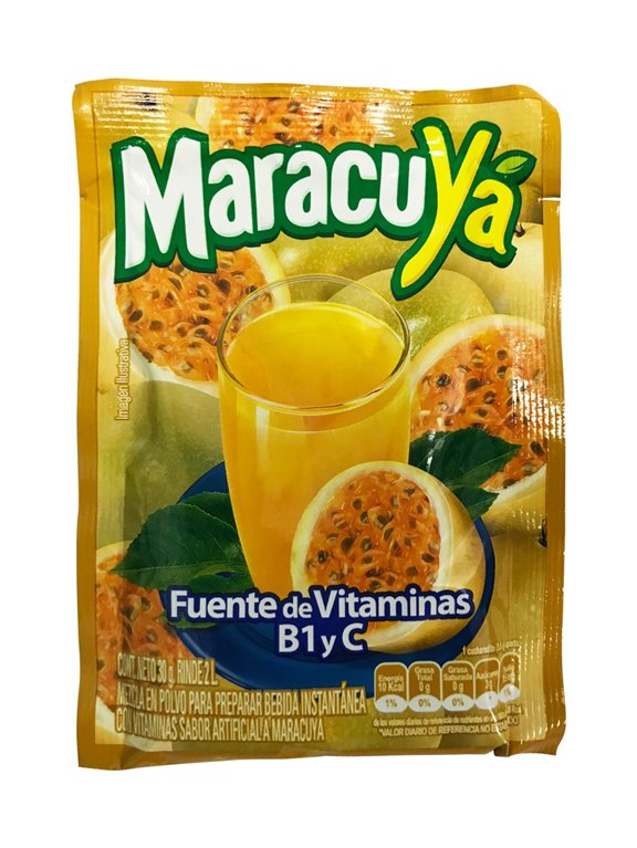 REFRESCO MARACUYA X 30GRS
