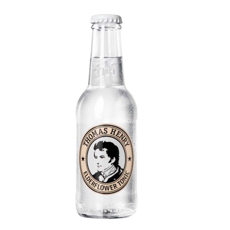 Thomas Henry Elderflower Soft Drinks 0.20 L.
