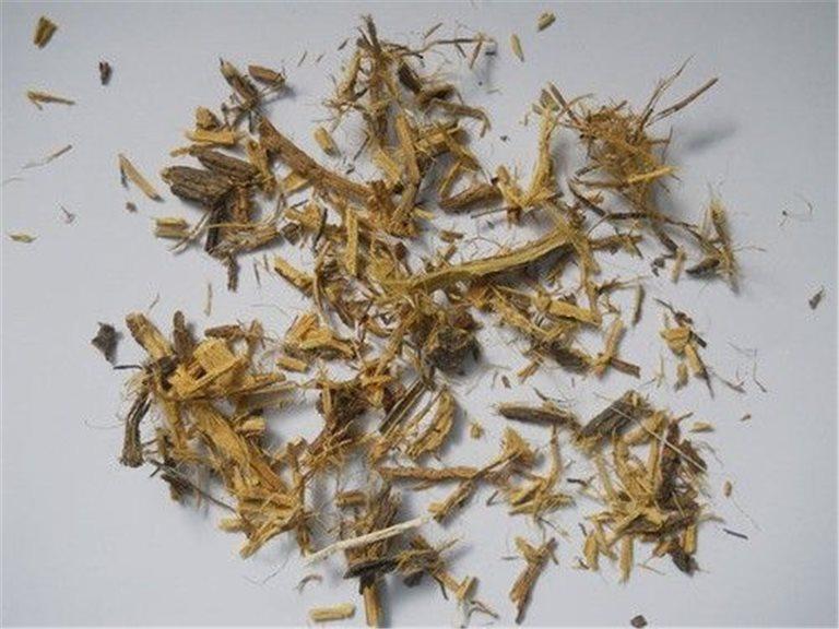 Regaliz raíz triturada, bandeja 100 gramos, 1 ud