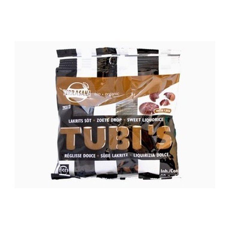 Regaliz Tubis Con Cacao, 1 ud