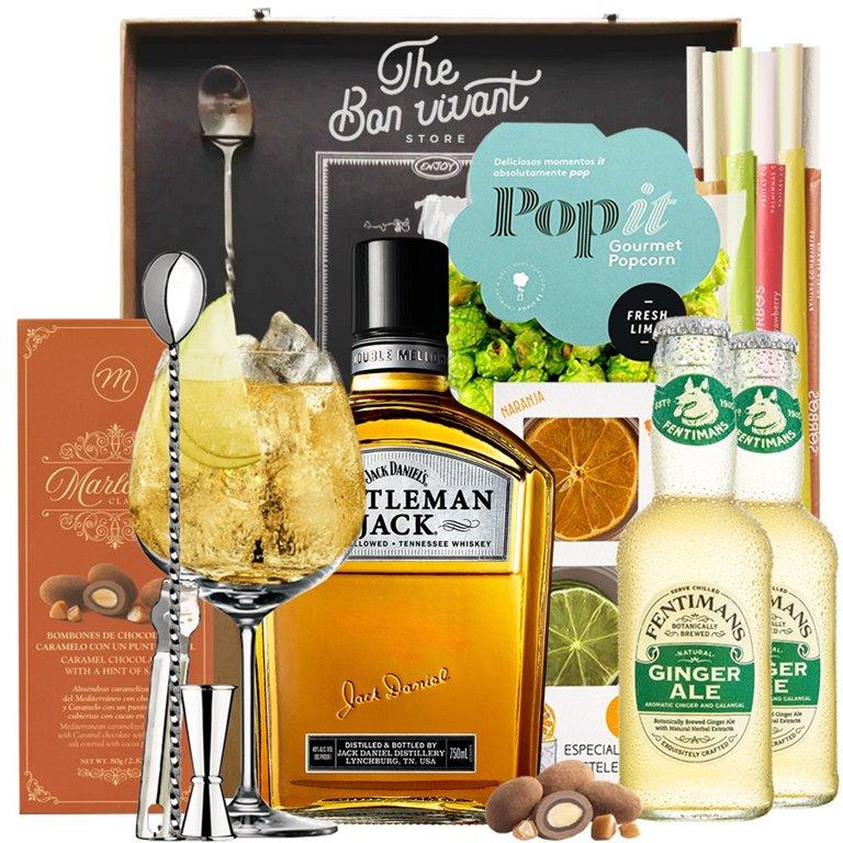 Regalo Jack Daniel's Gentleman & Ginger Ale