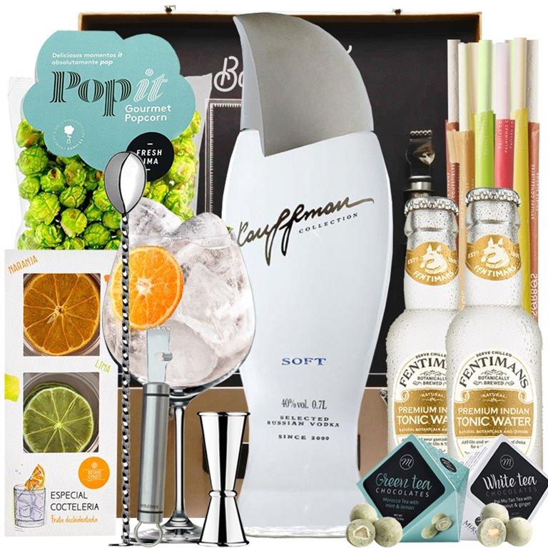 Kauffman & Tonic Gift Kit
