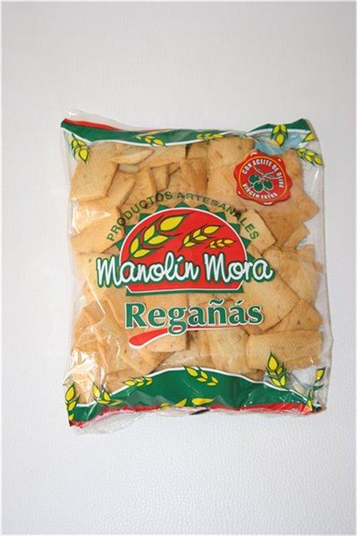 Manolín Mora - Regañás con aceite de oliva (producto artesanal)