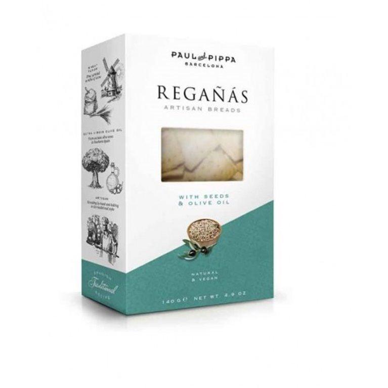 Regañas con Sésamo Paul and Pippa 140 gr., 1 ud