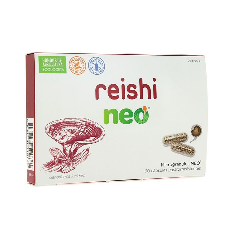 Reishi Neo 60 Cápsulas