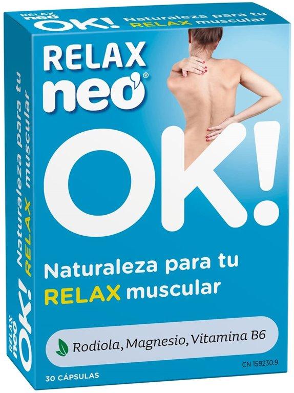 Relax Neo 30 Cápsulas