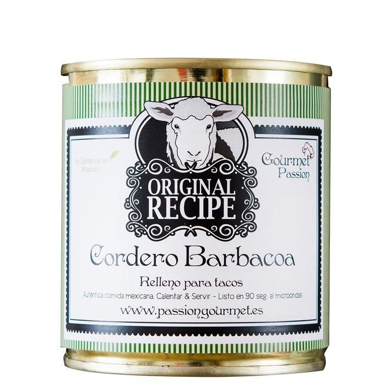Relleno para Tacos de Cordero Barbacoa, 1 ud