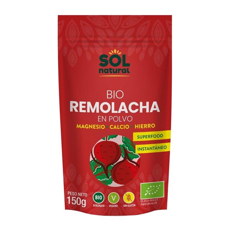 Remolacha Roja en Polvo Bio 150g