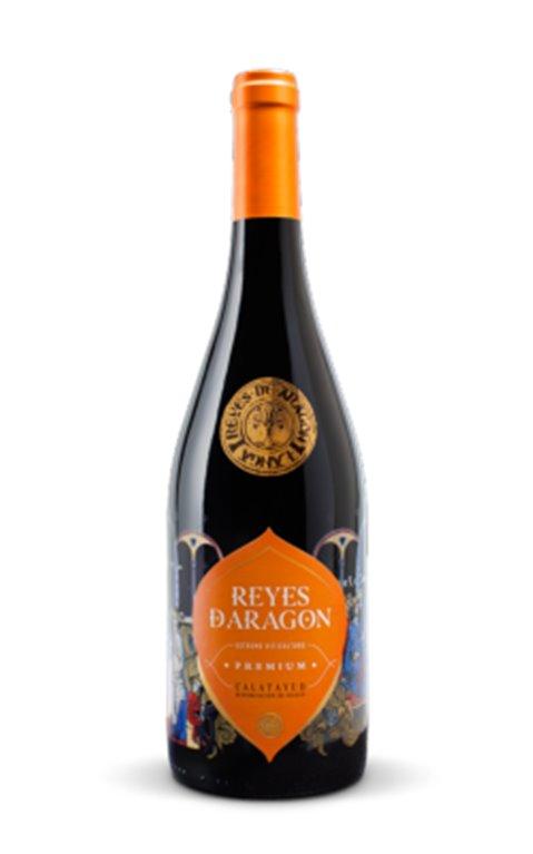 Reyes de Aragón Premium Langa 2017, 1 ud