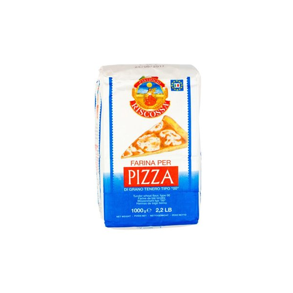 Riscossa harina para pizza