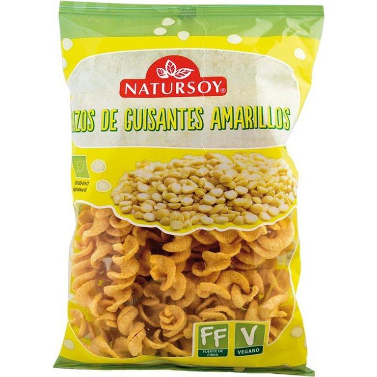 Rizos de Guisantes Amarillos Bio 70g, 1 ud