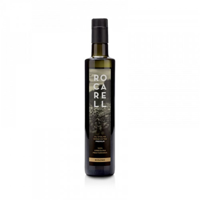 Rocarell Organic Olive Oil Arbequina 100% ecológico