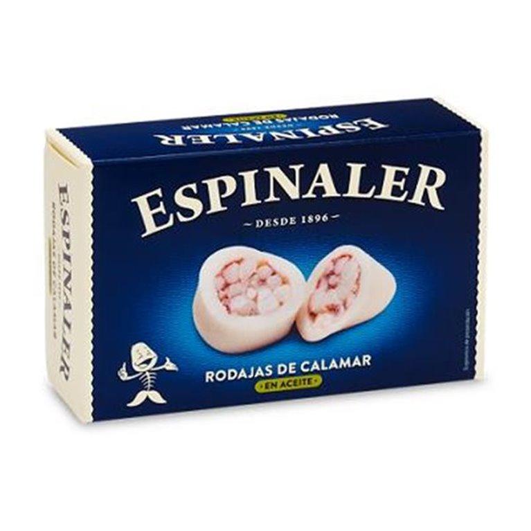 Rodajas de pulpo Espinaler 3-5 piezas