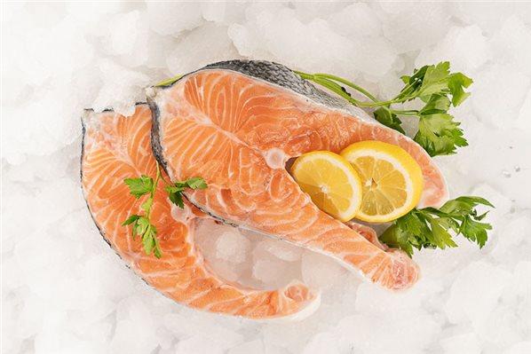 Rodajas de Salmon Fresco
