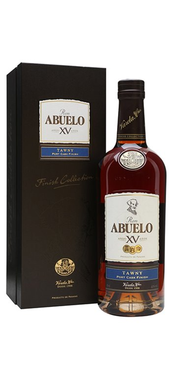 Ron Abuelo 15 Años Finish Collection Twany