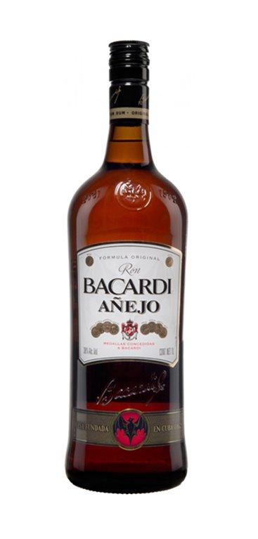 Ron Bacardi Añejo