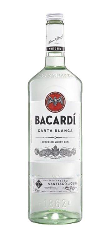 Ron Bacardí Carta Blanca