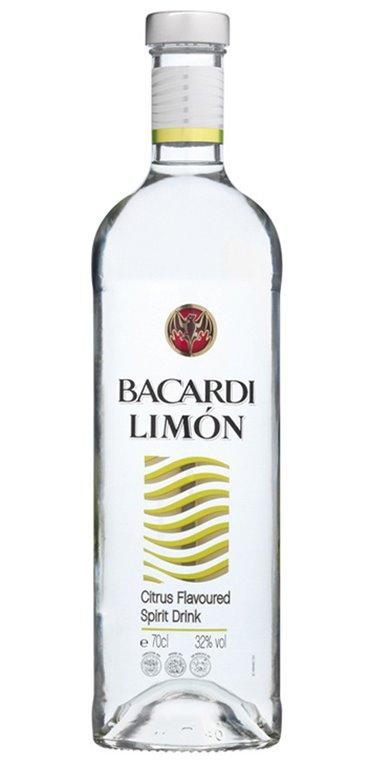 Ron Bacardi Limon