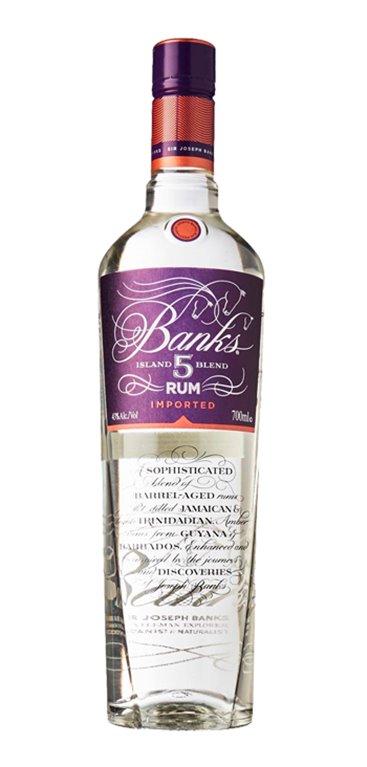 Ron Banks 5 Island Blend