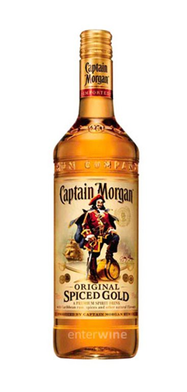 Ron Captain Morgan Original Spiced Gold