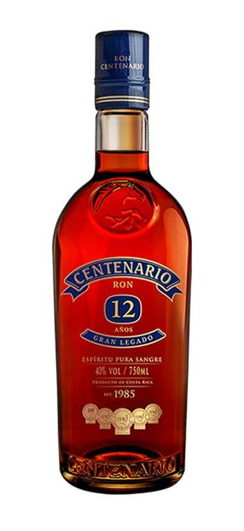 Ron Centenario 12 Años Gran Legandario