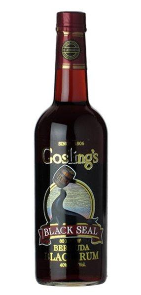 Ron Gosling''s Black Seal