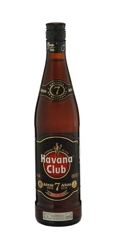 Ron Havana Club 7 Años