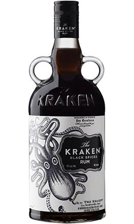 Ron Kraken Black