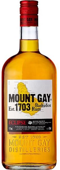 Ron Mount Gay Eclipse 1 L