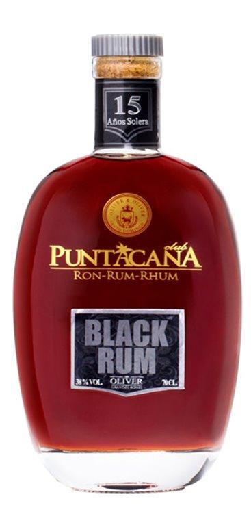 Ron Puntacana Black 15 años