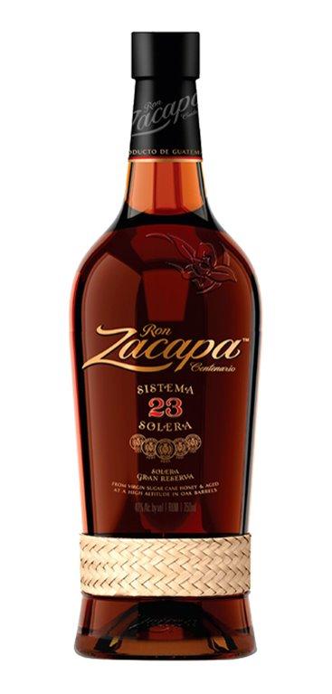 'Ron Zacapa Centenario 23 Años Guatemala