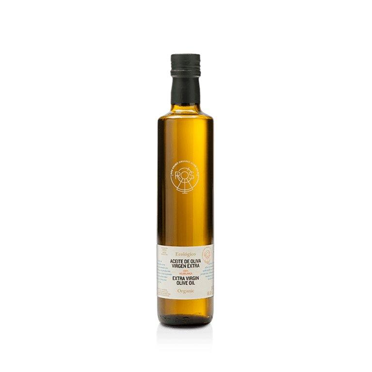 Ros Caubó Organic Olive Oil Hojiblanca 100% ecológico