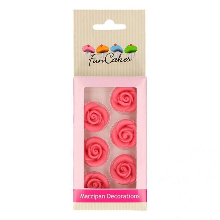 Pink Marzipan Roses