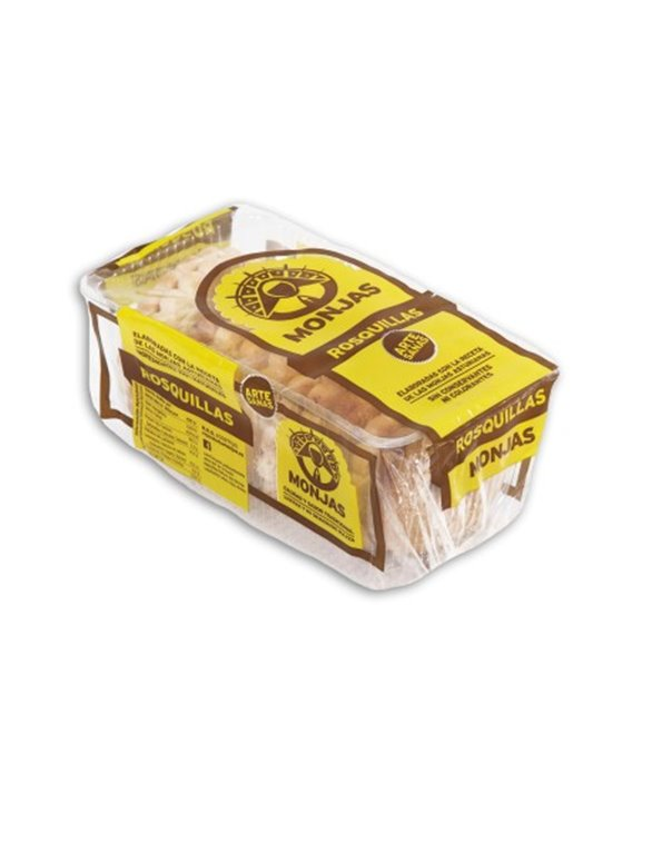 Rosquillas 250 gr (caja 12 envases)