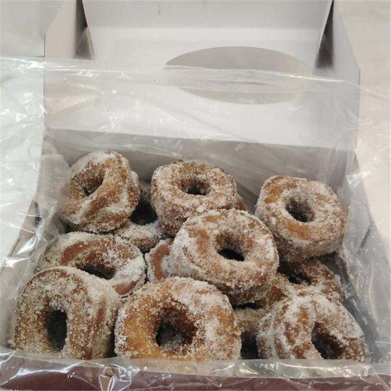 Rosquillas artesanas con azúcar (1 Kg. Aprox)