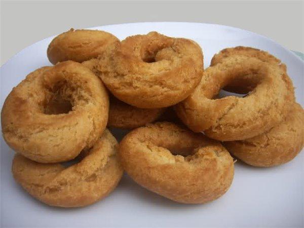 Rosquillas sin azúcar