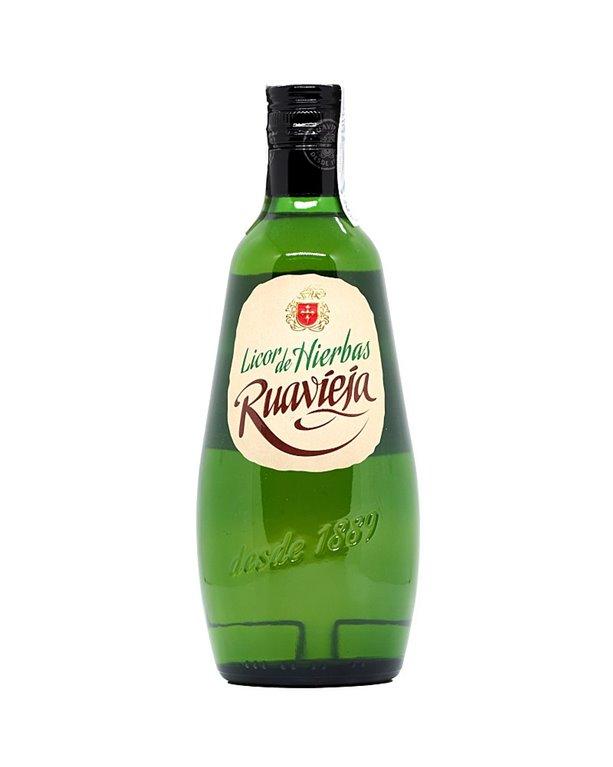 Ruavieja herbal liqueur