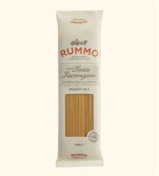 Rummo espaguetis