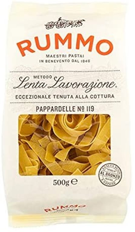Rummo Pappardelle Nº 119 500g