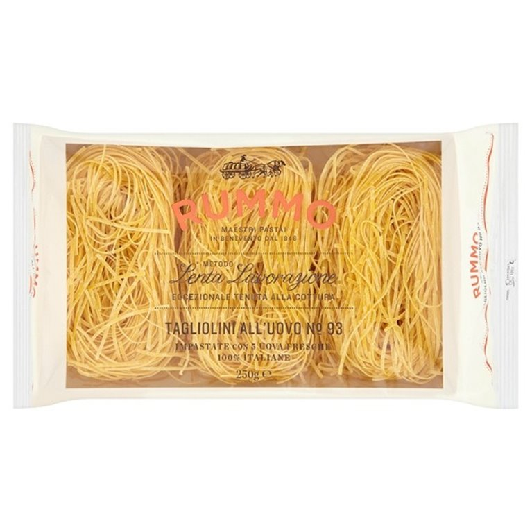 Rummo Pasta al Huevo Taglioni Nº 93 250g