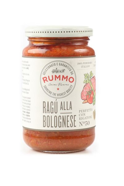 Rummo Ragú alla Bolognese