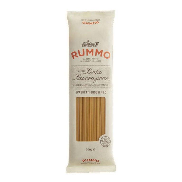 Rummo Spaghetti Gruesos Nº 5 500g