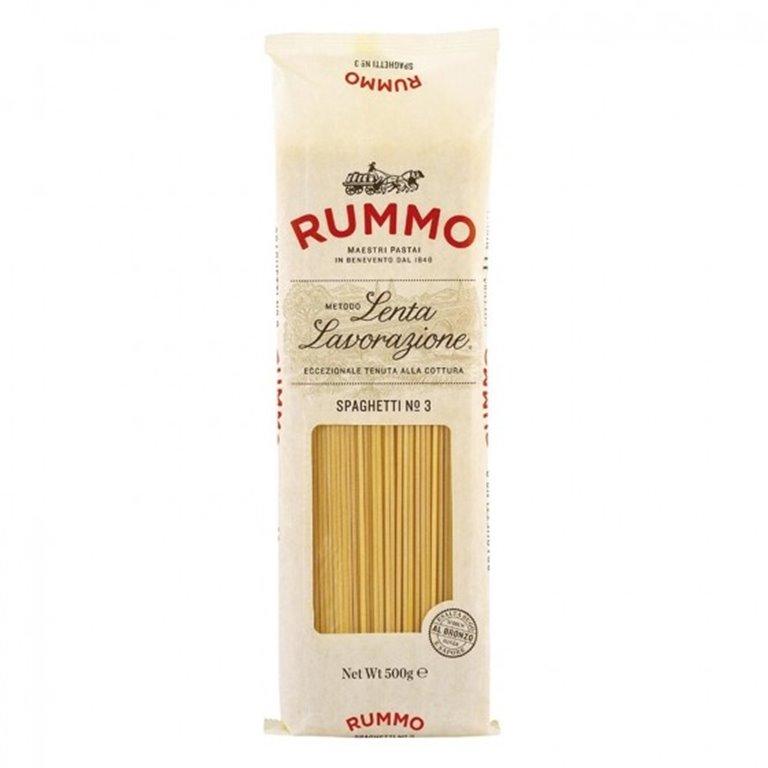 Rummo Spaghetti Nº 3 500g