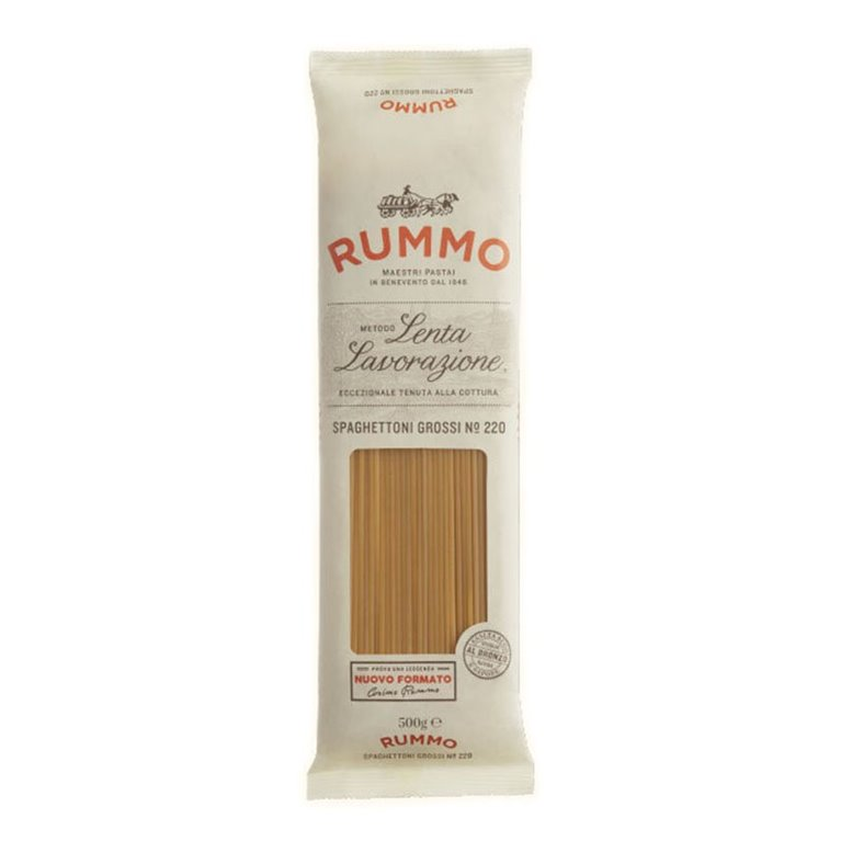 Rummo Spaghettoni Gruesos Nº220 500gr